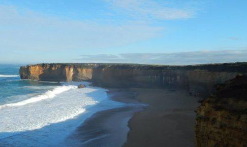 オーストラリアの海