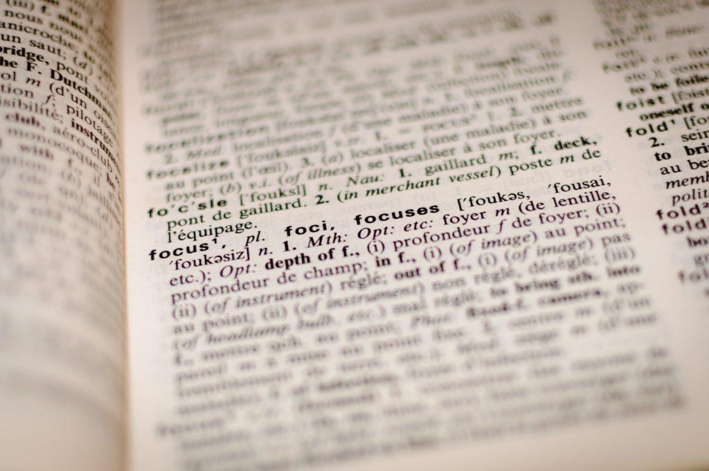 辞書,画像