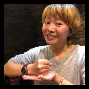 Kanako本人