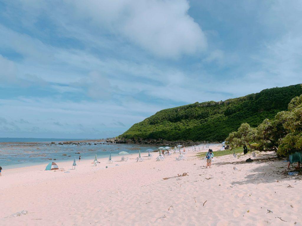 新垣海岸,ビーチ,画像